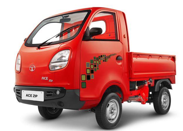 Tata Ace Zip small truck price