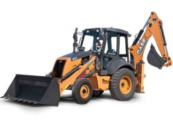 Backhoe Loader Case 851EX price