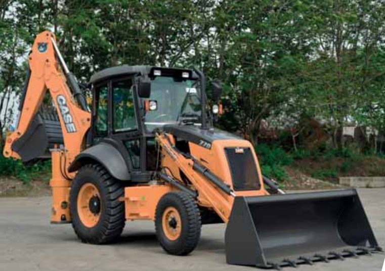 Case Backhoe Loader 770 Price Specifications Main Facts
