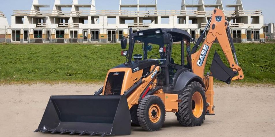 Case Backhoe Loader 770 price