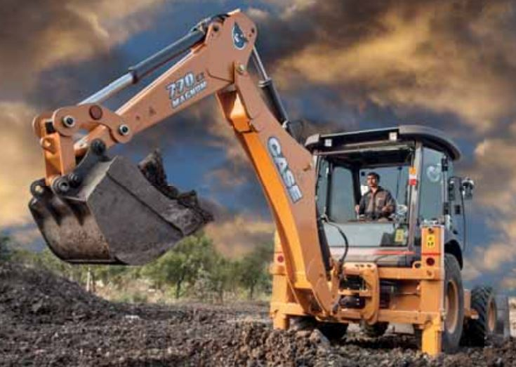 Case Backhoe Loaders 770EX MAGNUM Price Specs Images