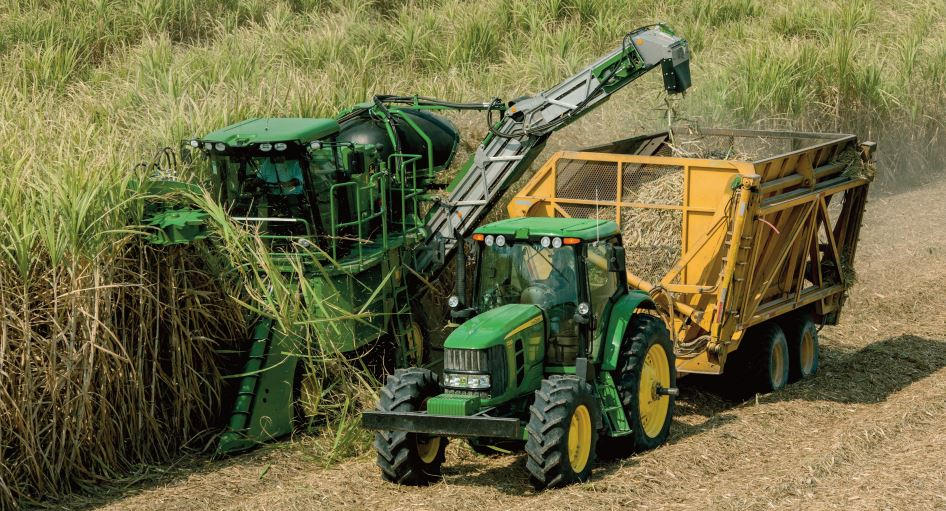 employee satisfaction at john deere harvester