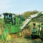 John Deere CH330 Sugarcane Harvester Price in India Specs Features