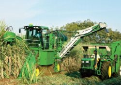 John Deere CH330 Sugarcane Harvester price in india
