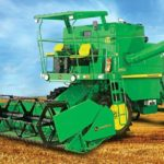 John Deere Combine Harvester: Price Specs Features Images