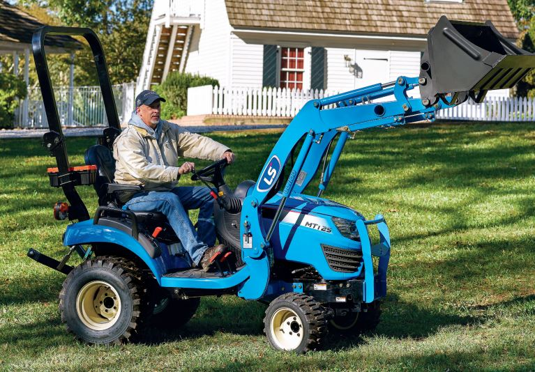 LS MT1 Series Sub-Compact Tractor 1