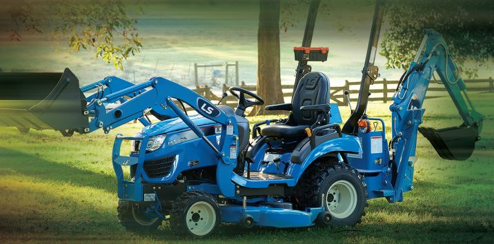 LS MT1 Series Sub-Compact Tractor 2