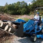 LS MT1 SERIES MT122 | MT125 SUB-COMPACT Tractor Information
