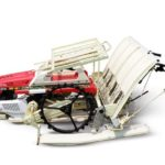 Mahindra Walk Behind Rice Transplanter Price Features Images