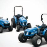 New Holland Boomer 25-50 Series Tractors Price Tech Specs Fetures