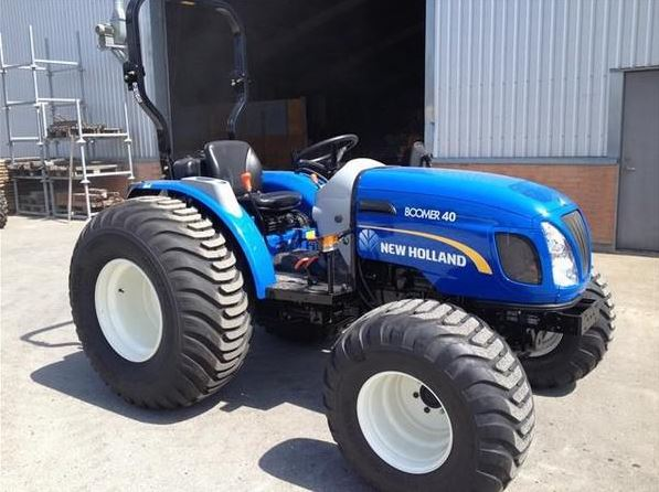New Holland Boomer 40 All Tractors Information