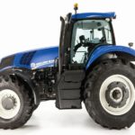 New Holland T8 Series Tire 4B Tractor Price Specs Features Images