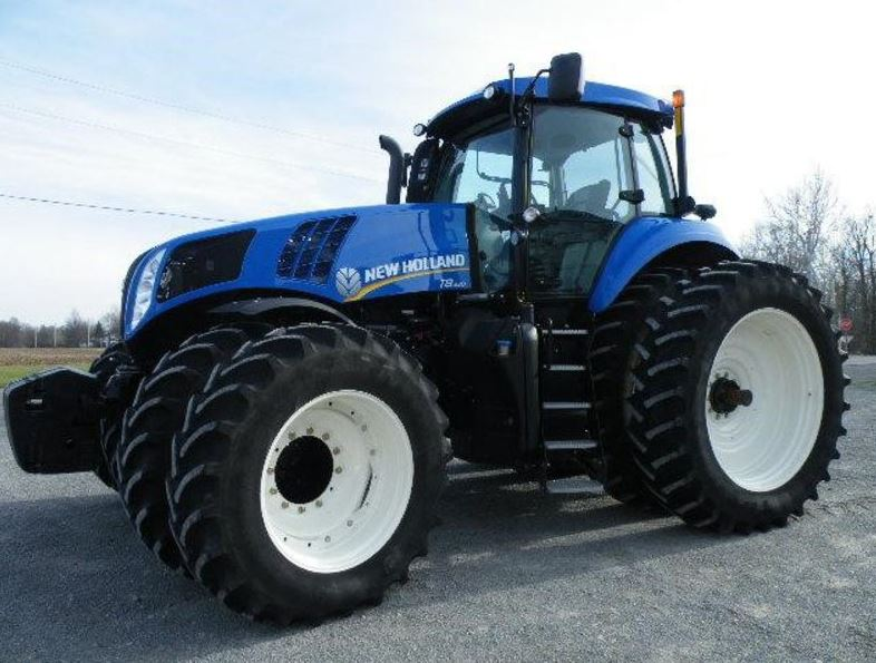 New Holland T8.330 Tractor