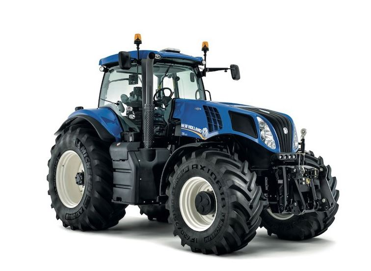 New Holland T8.350 Tractor
