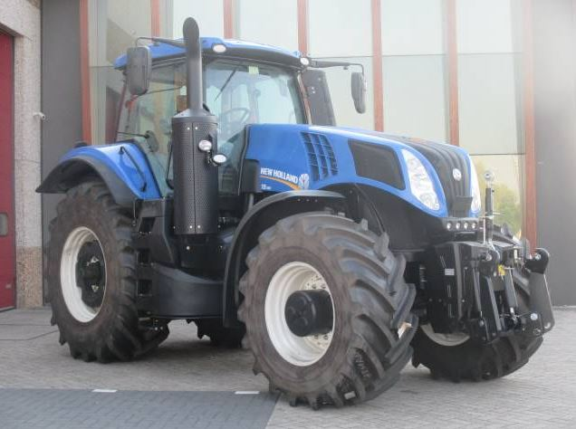 New Holland T8.380 Tractor