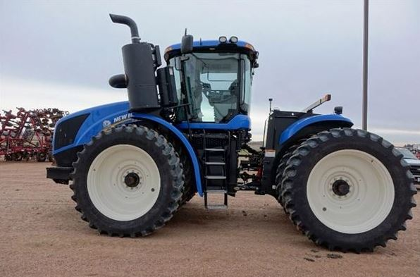 New Holland T9.435 tractor price