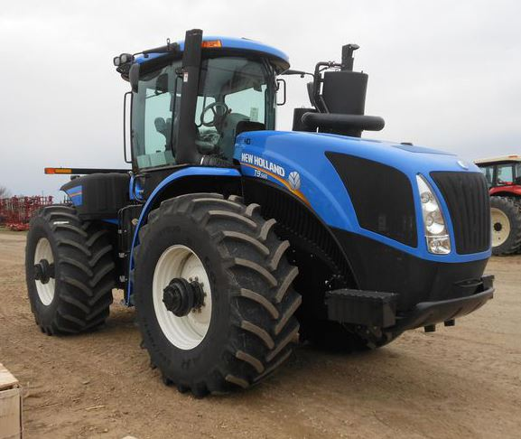 New Holland T9.565 tractor
