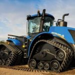 New Holland T9 Series Tractors Price Specifications Review Images