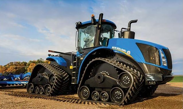 New Holland T9.600 tractor