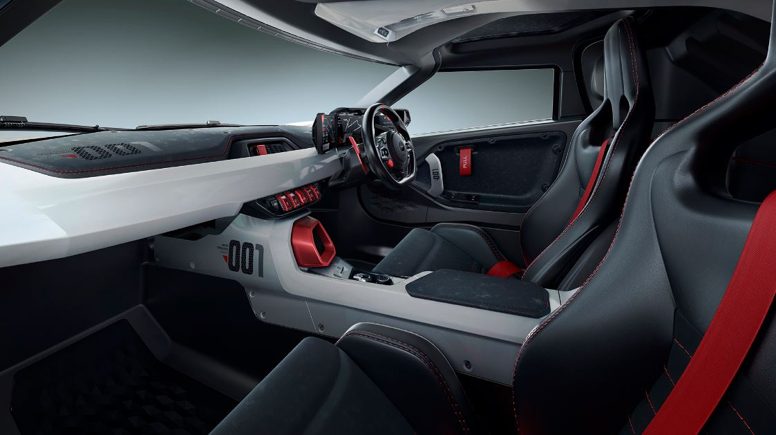 TATA Tamo Racemo car Interior 1