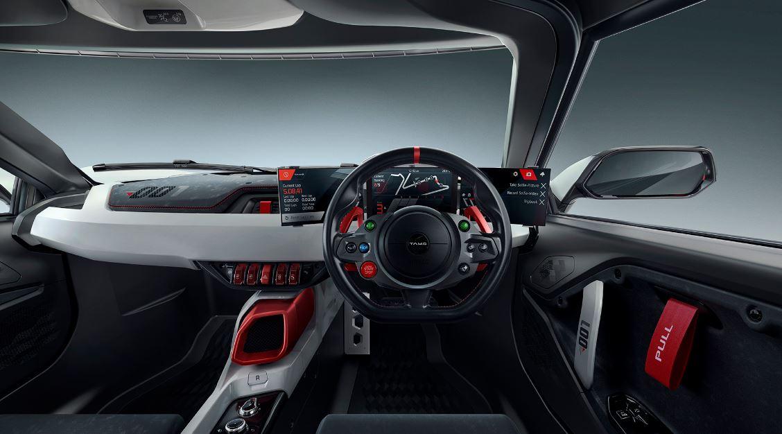TATA Tamo Racemo car Interior 2