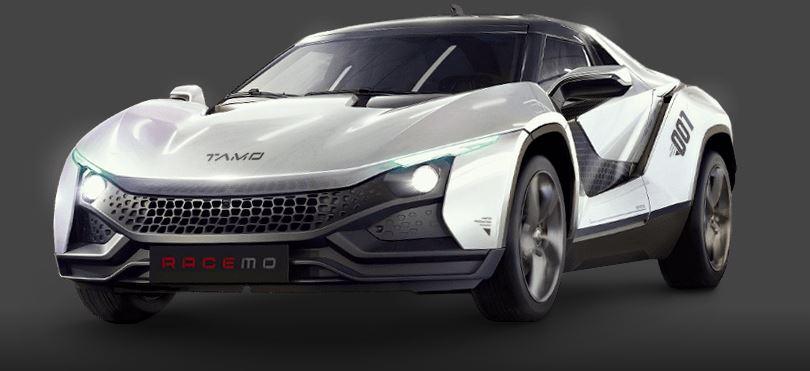 TATA Tamo Racemo car design