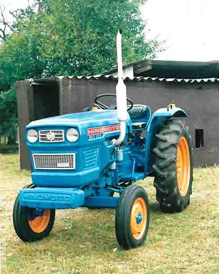 Hinomoto E23 Tractor
