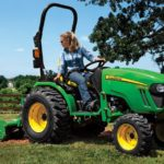 2017 John Deere 2032R and 2038R Compact Utility Tractors Info