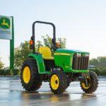 John Deere 25 to 46 hp Compact Utility Tractors Information