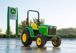 John Deere 3032E Compact Utility Tractor