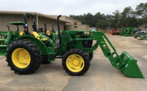 John Deere 5055E Utility Tractor