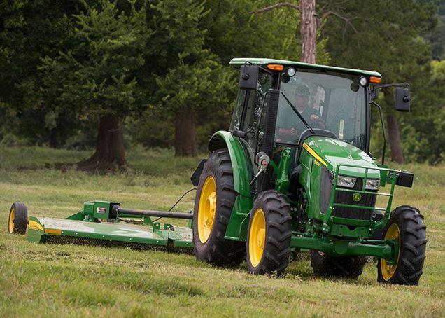 John Deere 5085M Utility Tractor