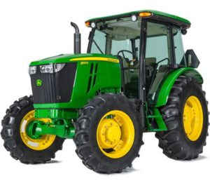 John Deere 5100E Utility Tractor