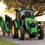 John Deere 5E Series 45 to 100 Horsepower Utility Tractors Information