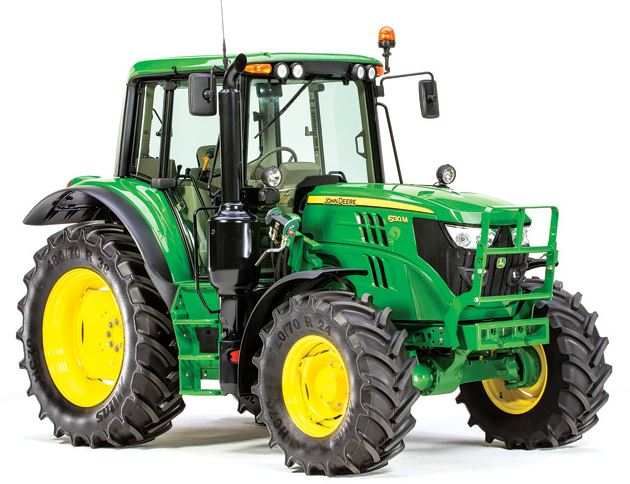 John Deere 6130M Utility Tractor