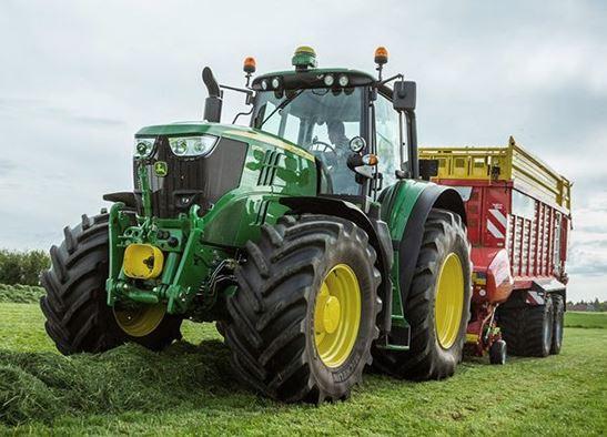 John Deere 6145M Row Crop Tractors