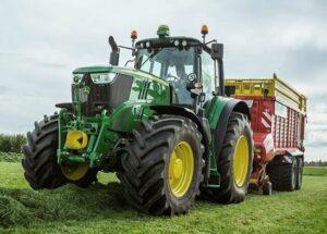 John Deere 6145M Utility Tractor