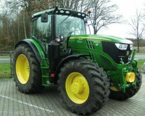 John Deere 6145R Utility Tractor