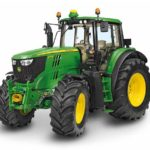 John Deere 6M Series Row Crop Tractors Price, Specs, Features, Pics
