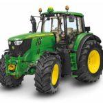John Deere 6M Series Row Crop Tractors Price, Specs, Features, Pics