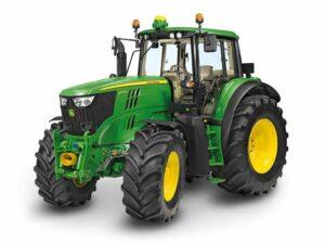John Deere 6155M Row Crop Tractors