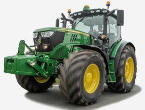 John Deere 6155R Utility Tractor