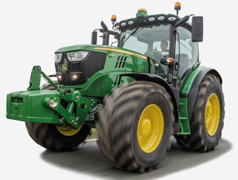John Deere 6r Engine : John deere r series utility tractors price specifications