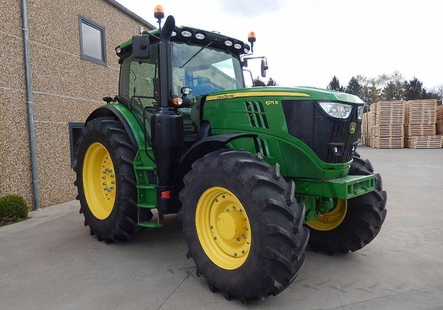 John Deere 6175R Utility Tractor