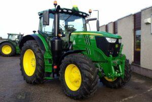 John Deere 6195R Utility Tractor