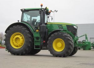 John Deere 6215R Utility Tractor