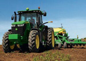 John Deere 7210R Row Crop Tractors