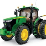 John Deere 7R Series Row Crop Tractors Information