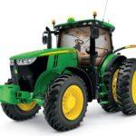 John Deere 7R Series Row Crop Tractors Information