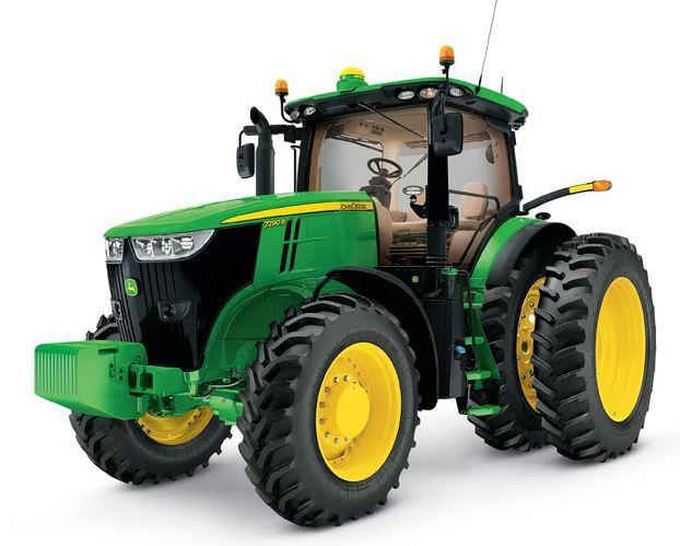 John Deere 7290R Row Crop Tractors